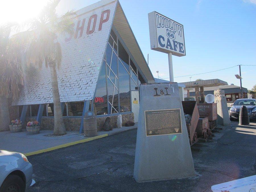 Ludlow Cafe/Coffee Shop