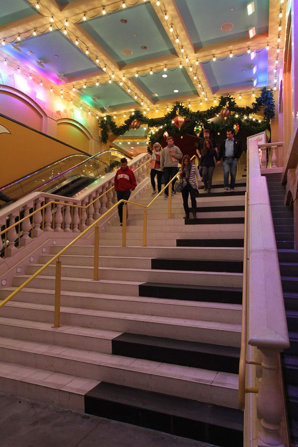 The Piano Staircase @ Dolby Theatre