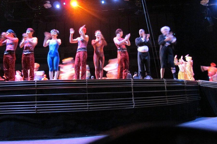 Bucket List - Cirque Du Soleil - Dralion