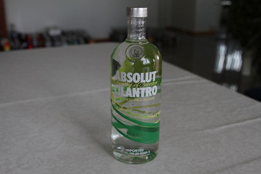Absolut Cilantro 1 x 1 liter