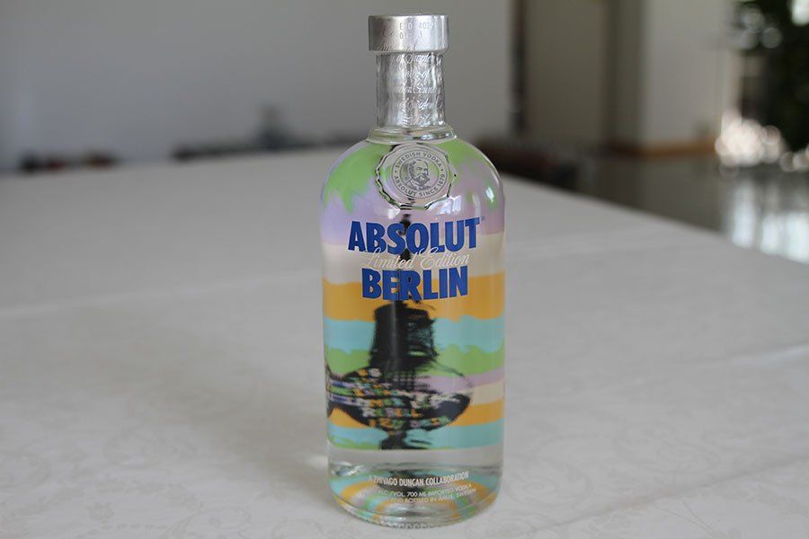 Absolut Berlin 1 x 0,7 liter