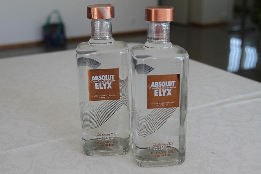 Absolut Elyx 2 x 1 liter