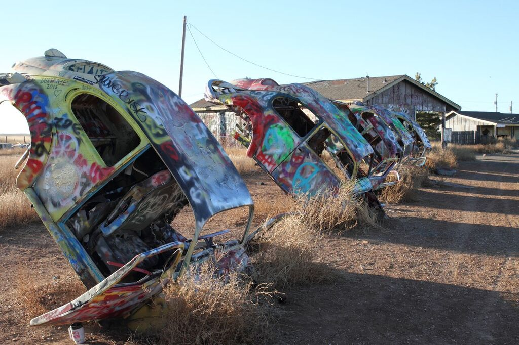 Five Free Stops Along Route 66