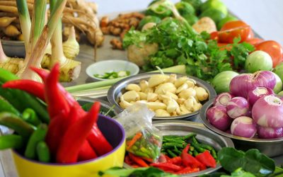 Joining a Thai Cooking class in Thailand