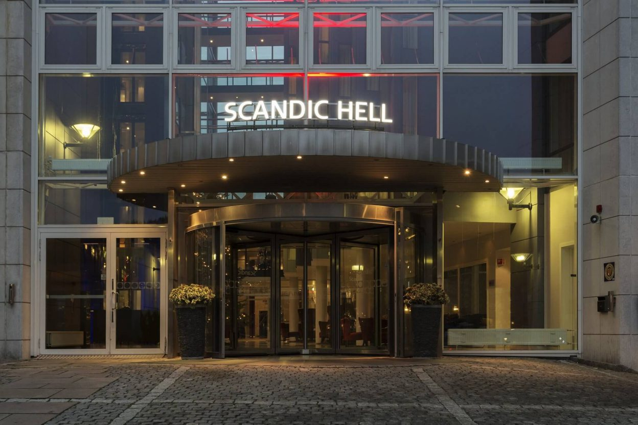 Scandic Hell in Norway