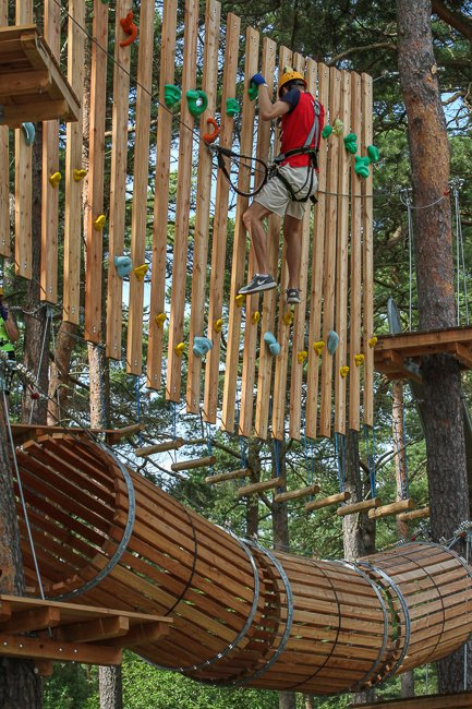 Upzone adventure park Åhus