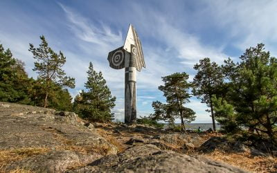 The Picasso Sculpture – Worlds largest Picasso is in Sweden