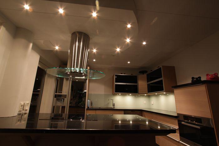 Kitchen - not big but big enough.