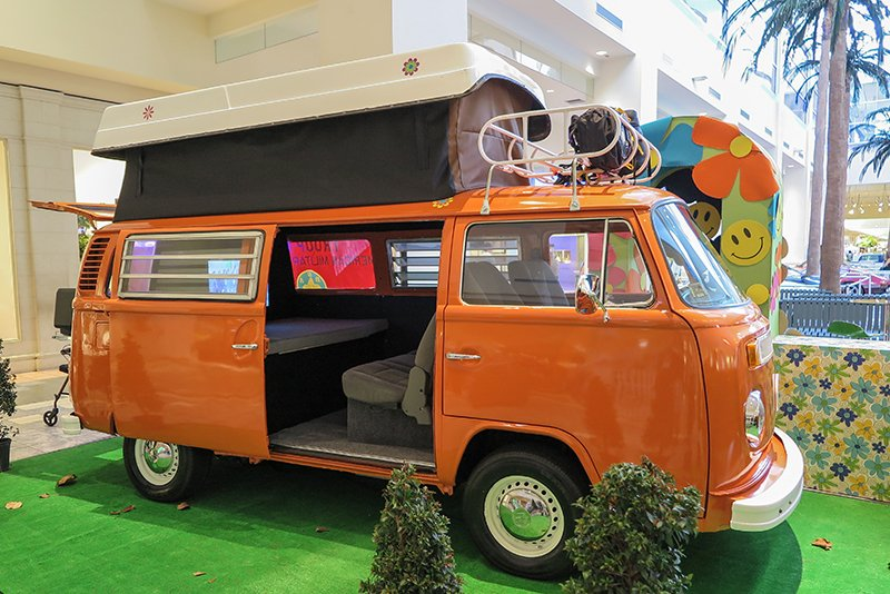 This is such a great looking van!