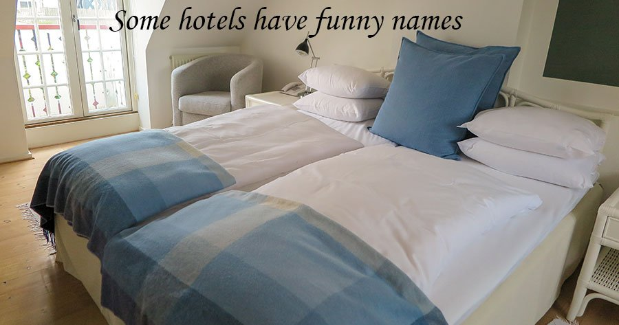 weird hotel names in the world