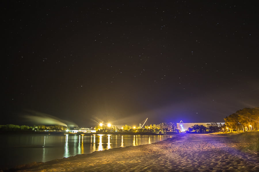 ahus-sweden-night-photo-2