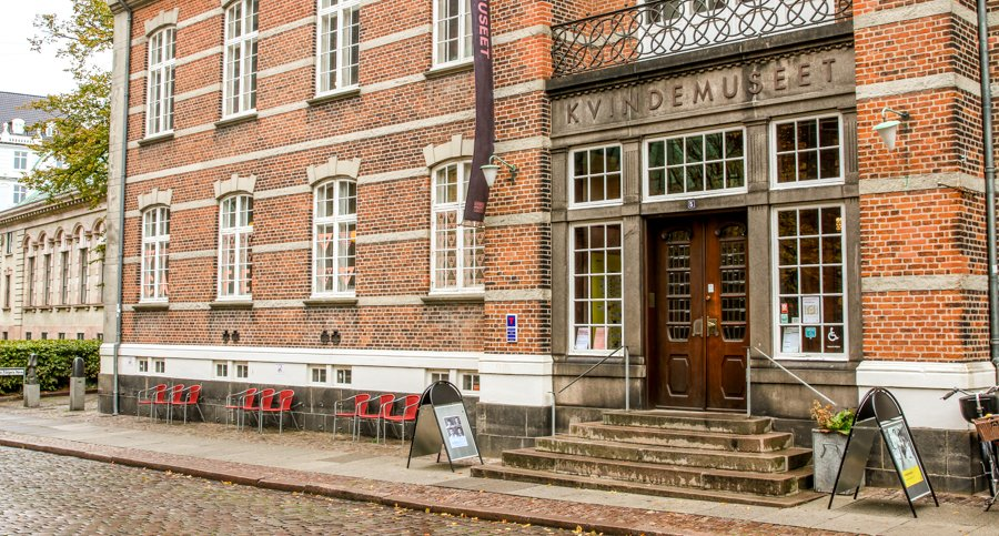 Kvindemuseet dedicaded to women – To do in Aarhus