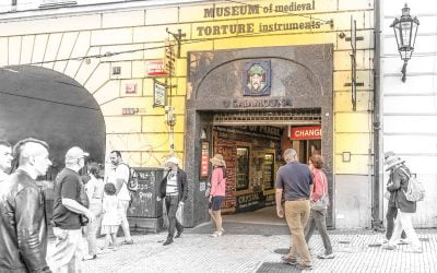 To do in Prague – Museum of torture