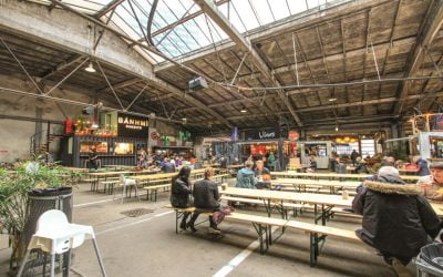 Aarhus Street Food – where you can afford a meal!