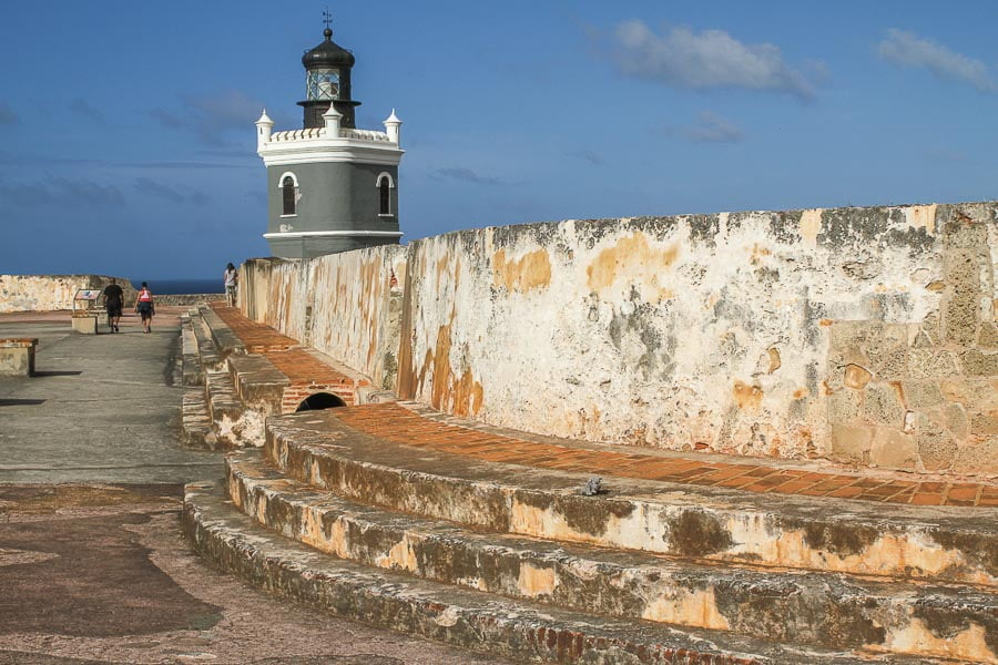 El Castillo San Felipe del Morro