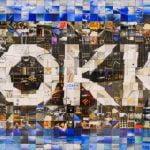 DOKK1 sign