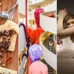 Food, Art, The boy
