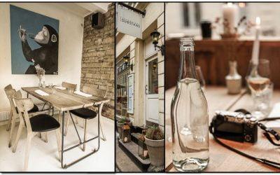 Restaurant Substans – A Michelin star restaurant in Aarhus