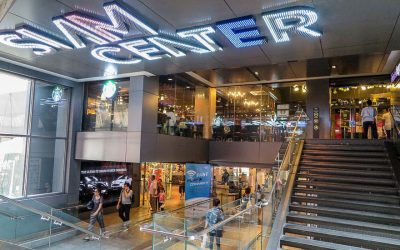 Siam Center – Shop until you drop in Bangkok, Thailand