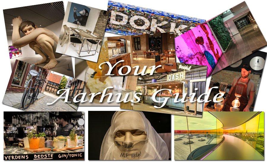 Your guide to Aarhus, Denmark