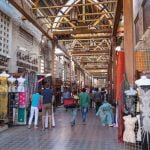 Market in Dubai