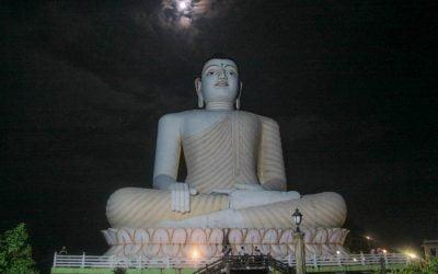 Kande Vihara Buddhist Temple in Sri Lanka