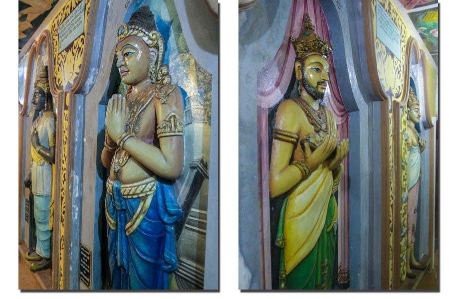 Kande Vihara temple
