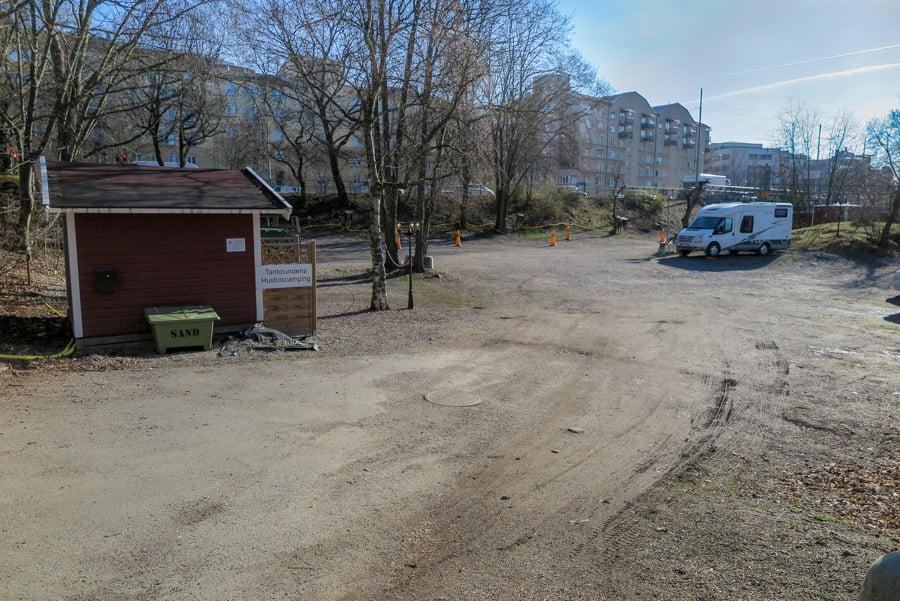 Campsite Tantolunden