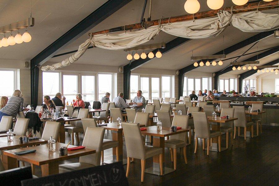 Franks Restaurant in Sæby