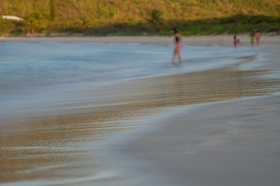 Flamenco Beach Puerto Rico