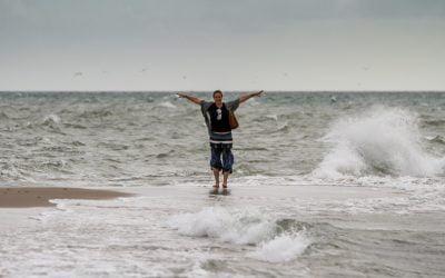 Grenen – The northernmost point of Jutland