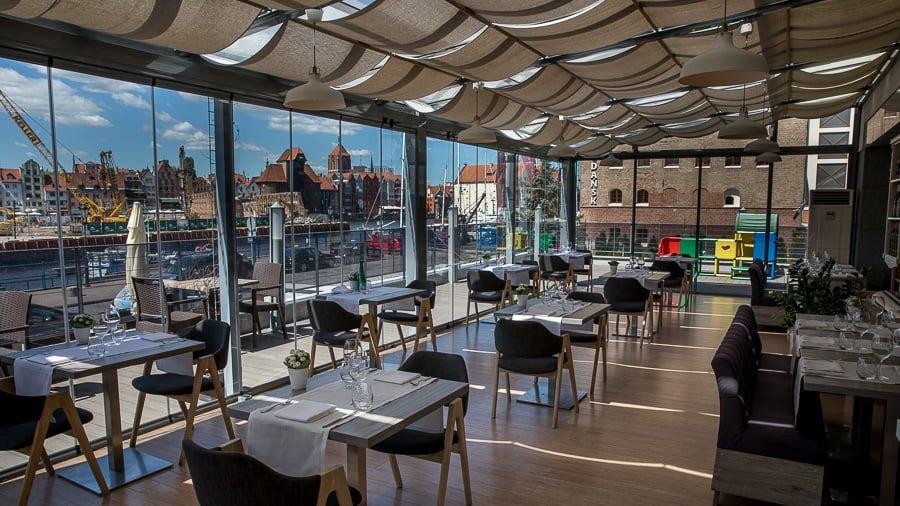 Modern Polish cuisine at Szafarnia 10, Gdansk