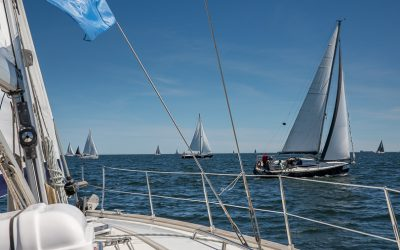Sailing from Gdansk To Sopot with Premium Yachting, Poland