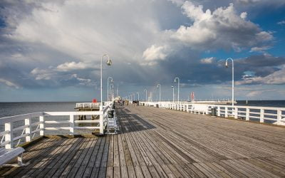 The beautiful Sopot Pier (Molo) – A must see!