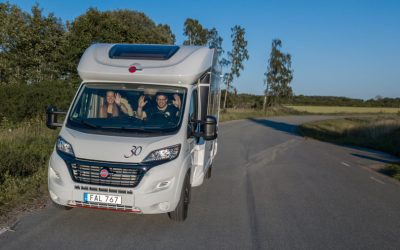 To wave or not to wave – Motorhome issues!