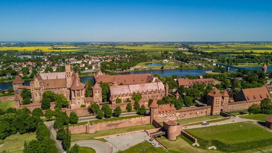 Malbork Castle – A World Record Castle in Poland