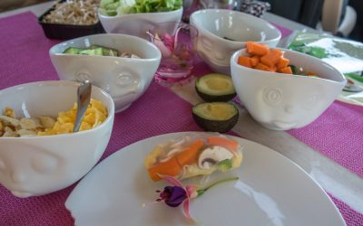 Motorhome recipe – Spring rolls without frying