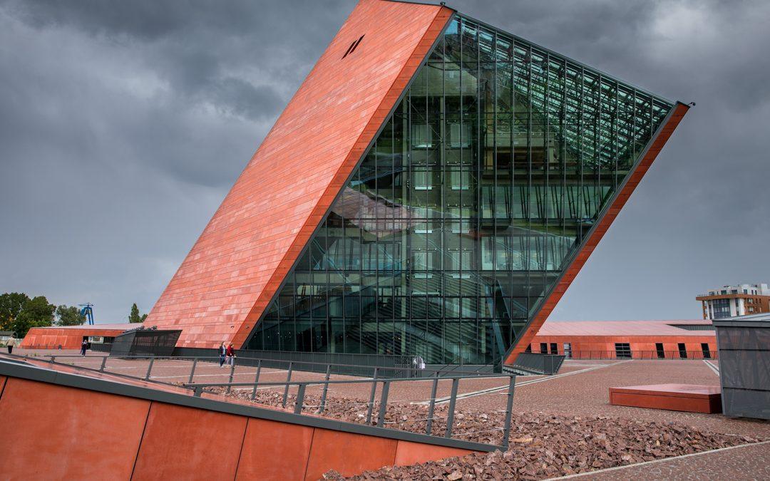 Museum of the second world war, Gdansk