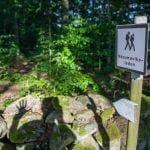 Näsumaviksleden a five star hiking trail