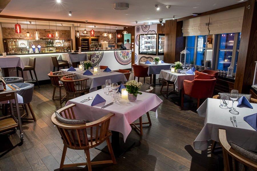Restaurant and cafe polskie smaki Sopot