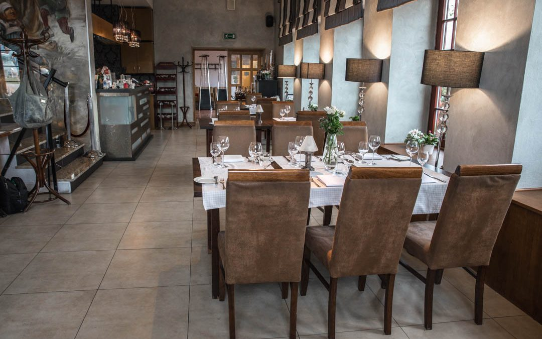 Restaurant Filharmonia – Luxurious food!