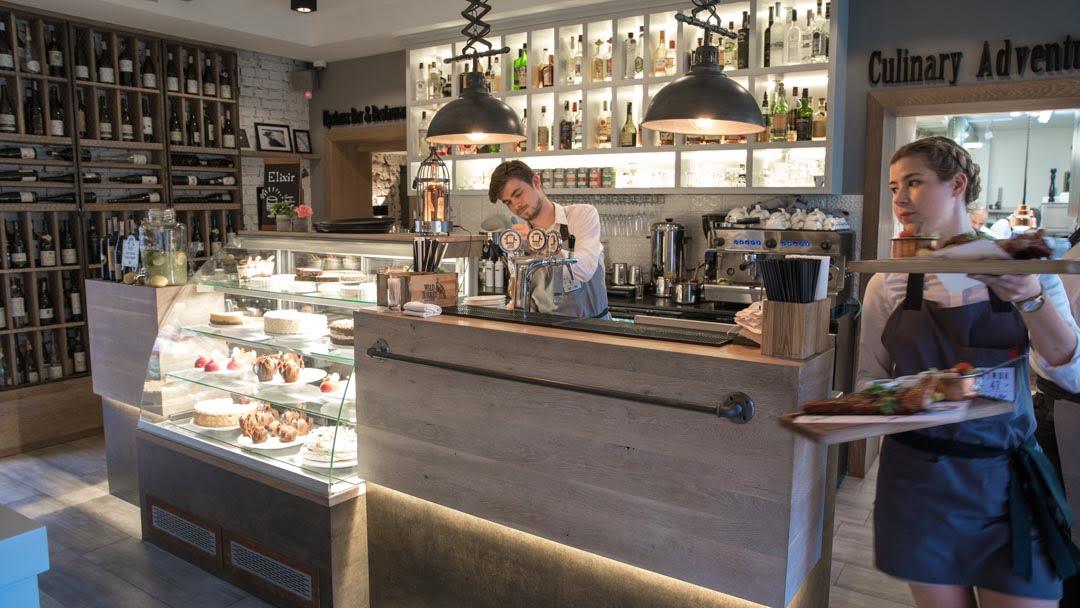 Restaurant Piwna 47, Gdansk, Poland