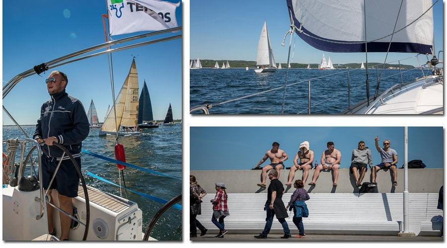 Sopot sailing