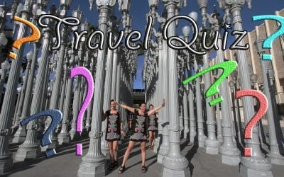 What? Where? How? – Travel Quiz