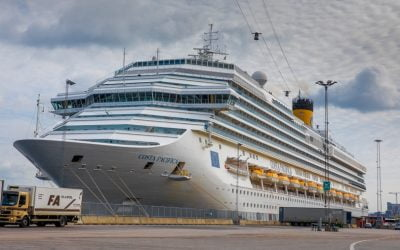 Costa Pacifica – Showing of the ship and information