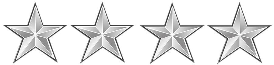 4 star camping