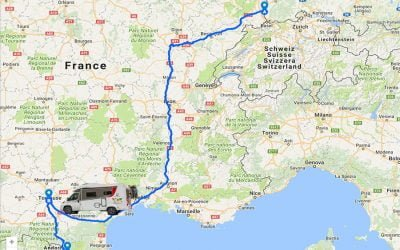 The thing with Driving in France
