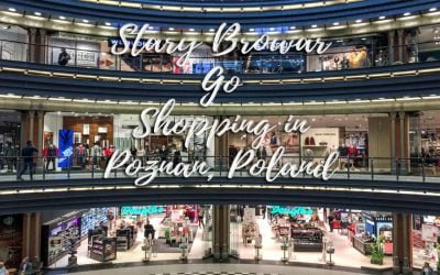 Great Shopping in Poznan at Stary Browar