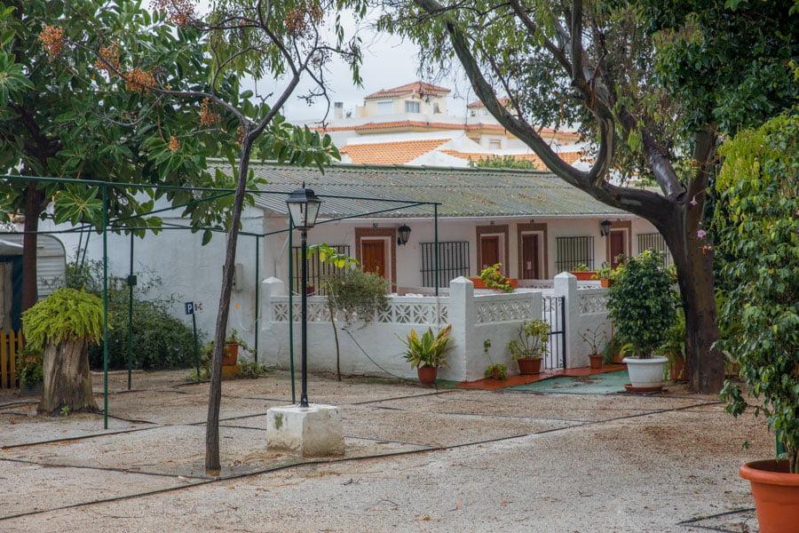 Camping in Malaga