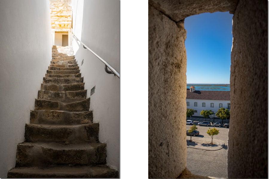 Faro cathedral algarve Portugal